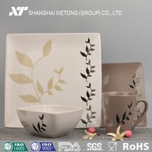 Hot sale used restaurant china stoneware dinnerware