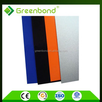 Greenbond hot sales aluminium composite panel discount price in india from china factory