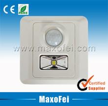 Motion sensor 0.2w wall led light