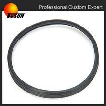 2015 Black Oil Filter rubber V ring , v ring seal , viton v ring