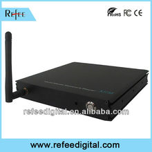 Quad core android 4.2 smart tv box with wifi