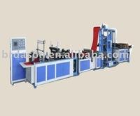 full automatic non-woven bag making machine