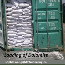 Dolomite Powder (MgO, 19.60%; CaO, 30.14%)