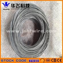 antioxidant heating wire nickel chromium wire Cr20Ni80 SWG 8