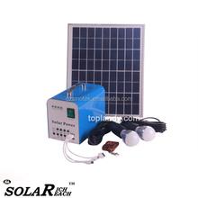 SINOTEK 2015 new portable solar power 20w system
