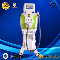 Weifang KM Advanced technology 950nm painless shr laser beauty machine for hair removal KM200B