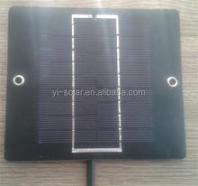 1.3w small epoxy resin solar panel