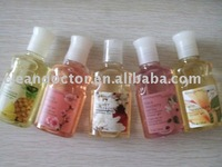 100ML hand sanitizer colourful liquid without Rinsing