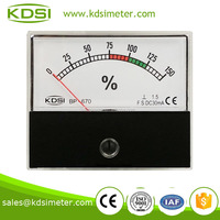 20 years Professional Manufacturer BP-670 DC30mA 150% load ampere meter