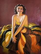 nude lady oil paintings
