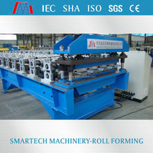 High standard Widely used color steel metal roof/wall tile cold roll forming machine