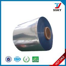 Transparent PVC Film Price Blister Film Color Film Matte Surface