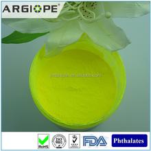 Produtos feitos na coréia do sul plástico em pó branqueador óptico para o detergente