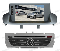 Touch screen car DVD palyer with car GPS navigation car radio gps for renault fluence