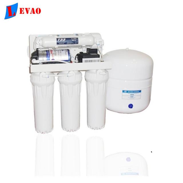Meilleure utilisation de la maison Sous évier 5/6/7 étapes type osmose inverse ro purificateur d'eau/filtre