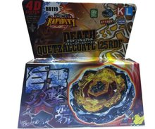BB119 Wholesale SPINNING TOP in stock shipping 52% off, for EMS , or by fedex and DHL Beyblade toys