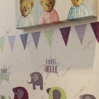 wall sticker decor polka dot wall decals