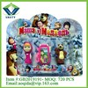 Russian toy masha and the bear toy with music and light
