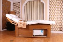 Newest professional heated electric massage massage table MA-94