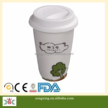 Good selling the Zodiac custom design ceramic coffee mug with silicone cover