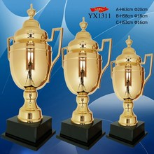hot selling awards metal big ear champions trophy for sports race