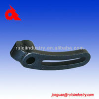 sewing machine parts, investment iron casting