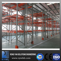 4s warehouse pallet rack for tire and car accessories