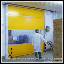 Roll Up Door Fast Rolling Shutter Door Workshop Door KJM-786