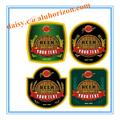 8011 marca de cerveza láminadealuminio