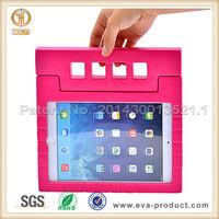 Stylish handle anti-drop soft sleeve case for iPad mini