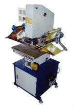 TJ-9 Plano de la máquina de estampación en caliente para el cuero