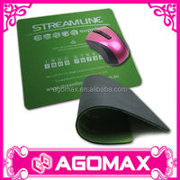 Personalized CMYK offset printed funny computer mouse pad custom