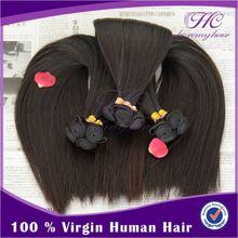 Modern design model human hair