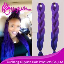 x-pression track hair braid extension for black women
