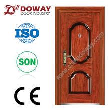 puerta de metal puerta exterior puerta de seguridad