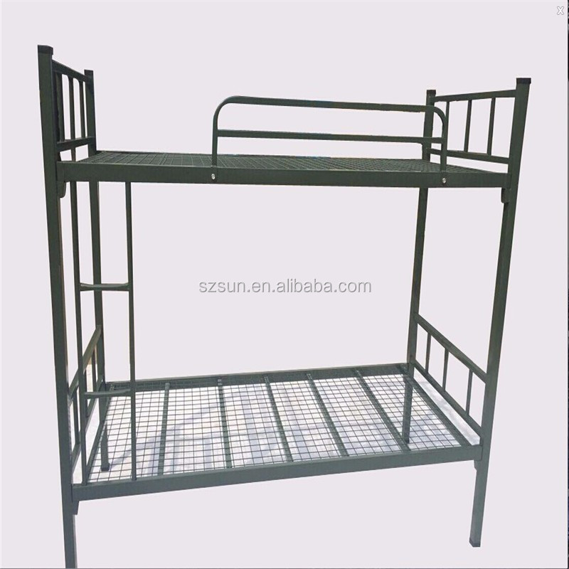 Design Metal Beds : Army Green Metal Bed Cheap Design Iron Bunk Bed - Buy Iron Bunk Bed ...