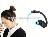 sport wireless bluetooth stereo neckband telephone earpiece