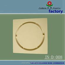 COMPETITIVE PRICE SQUARE PLASTIC PVC FLOOR DRAIN /WASTE BALCONY/KITCHEN/BALCONY FLOOR DRAIN