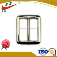 2015 polished zinc alloy magnetic belt buckle backs