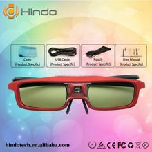 3d full hd 1080p led dlp projector 3d glasses dlp 3d glasses for projector