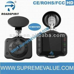 The King of auto camera/car video SV-MD-078HD wth multi-choices loop recording and 720p resolution