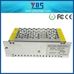 Alibaba B2B high quility neon power supply/ cctv led single output switch power supply