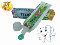 2015 hot sell children's medical whitening toothpaste manufacturer