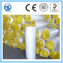 Perfect Product!Aluminium foil roof insulation glass wool roll,cheap heat insulation material