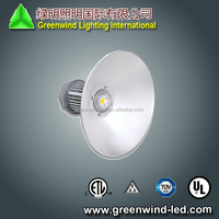 400W LED replaces 1000W Metal Halide saving you 600W pc transparent reflector led high bay lights