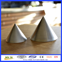 Stainless steel wire mesh cone type filter (professional manufacturer)