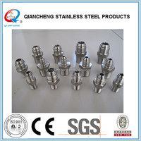 top quality SS 316 bsp t0 npt thread adapters
