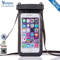 Veaqee outdoor mobile carry dry waterproof phone bag