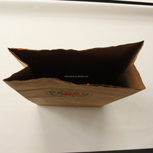 Qingdao China manufacturer Top Popular and High Quality Custom Craft Paper Bag