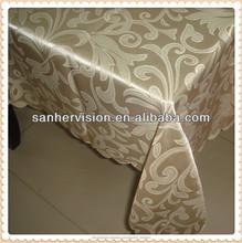 mantel redondo hecho en china